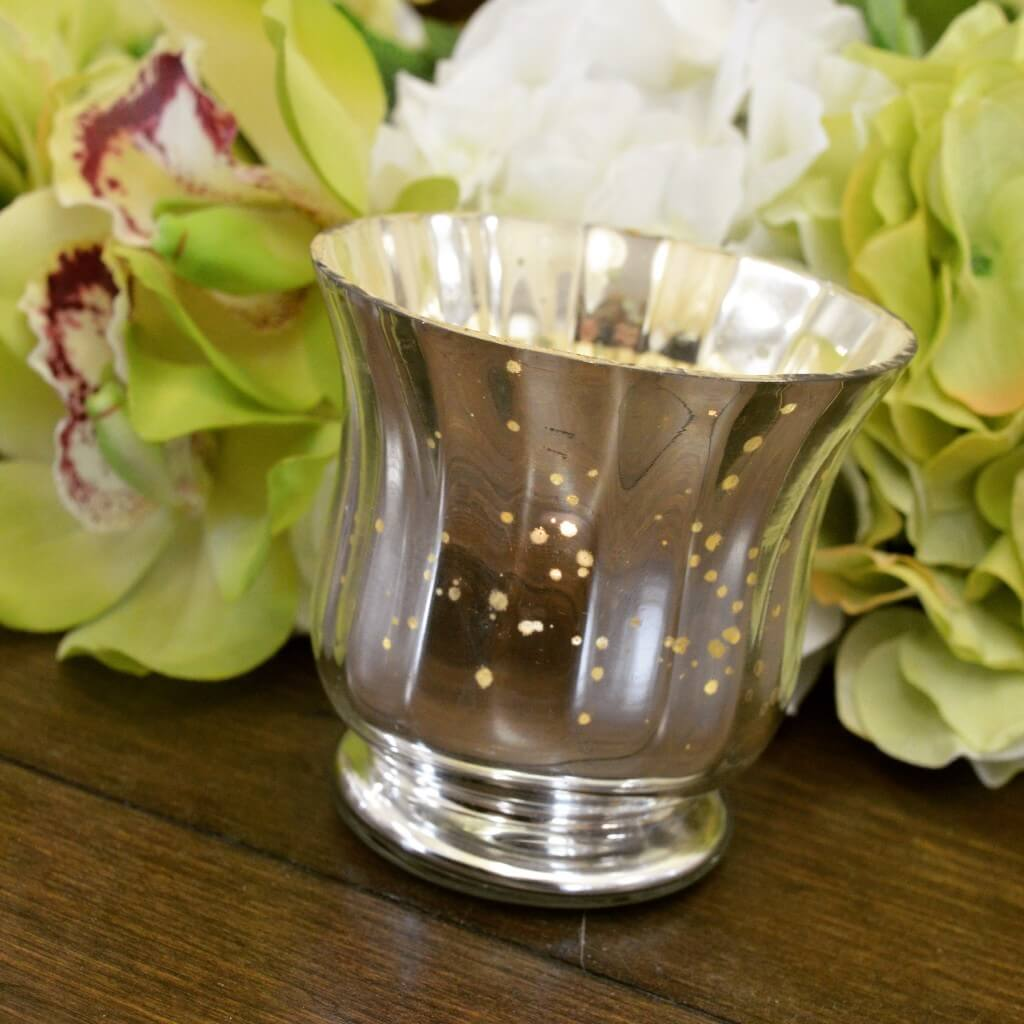 Mercury Sparkle Votive Holder,