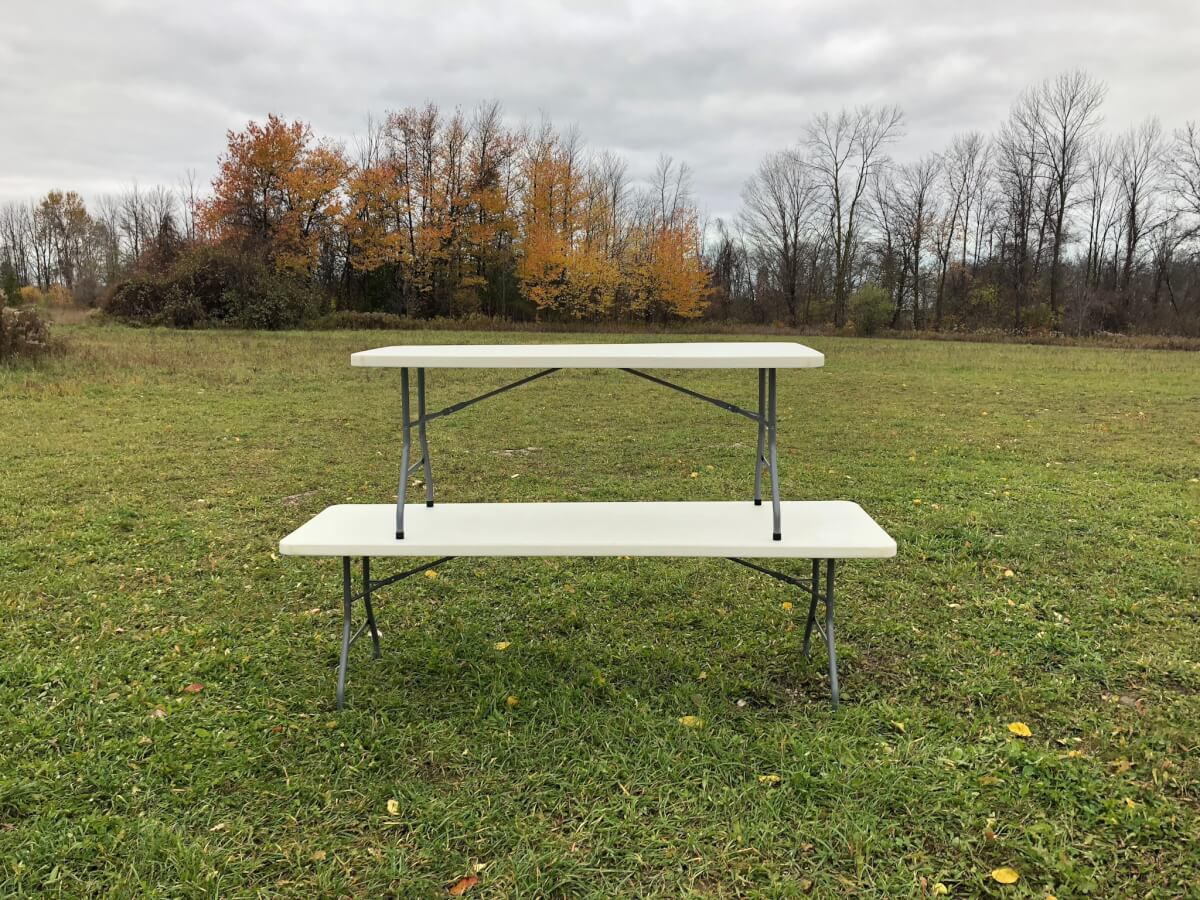 Rectangle Table-6ft or 8ft