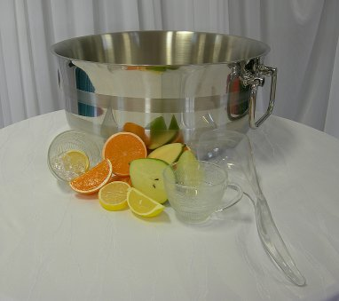 3 Gallon Insulated Punch Bowl