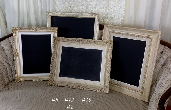 Chalkboards – Gold Accent Collection