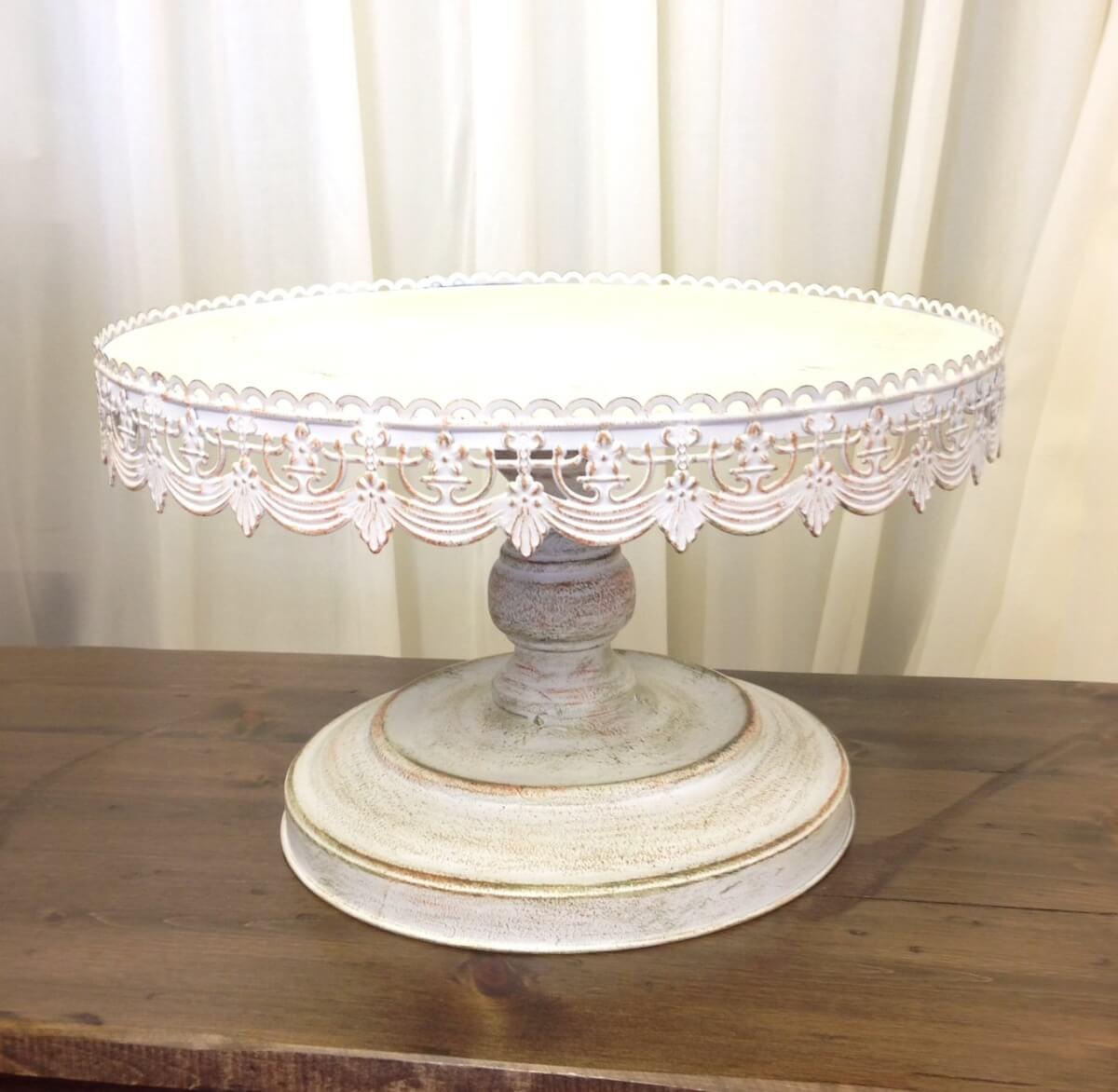 Vintage Cake Pedestal