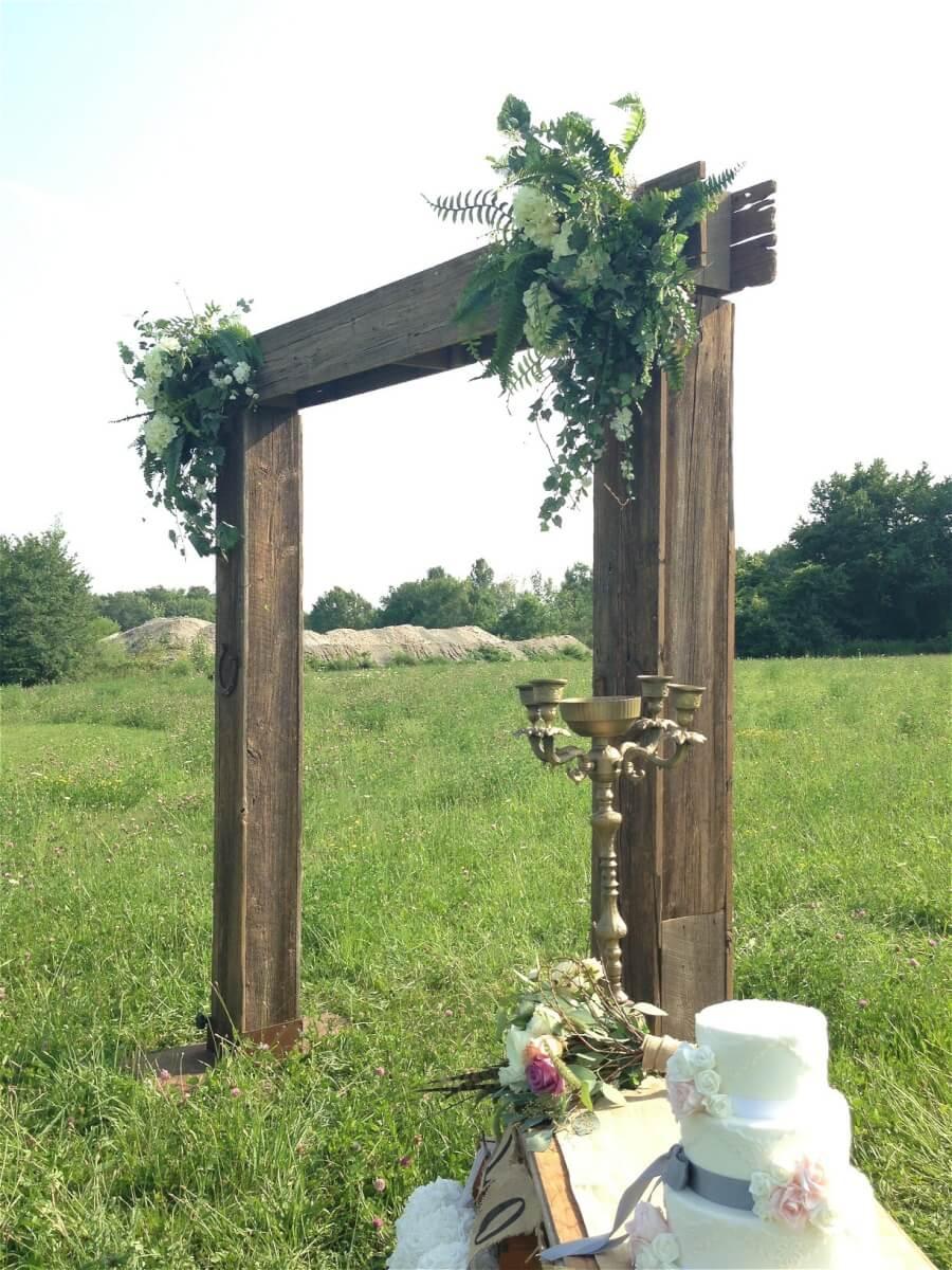 Barnboard Arch