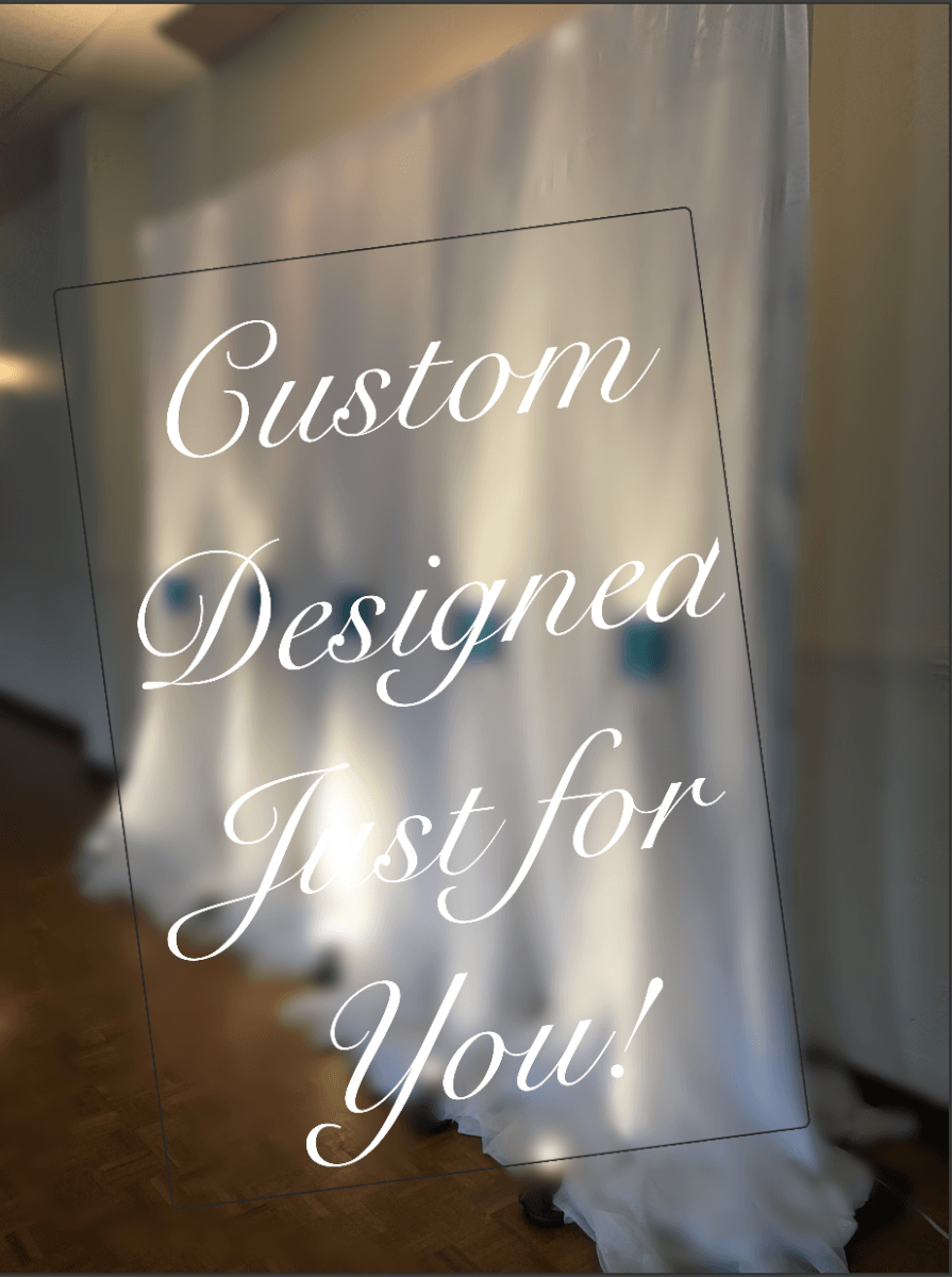 Custom Designed Decor