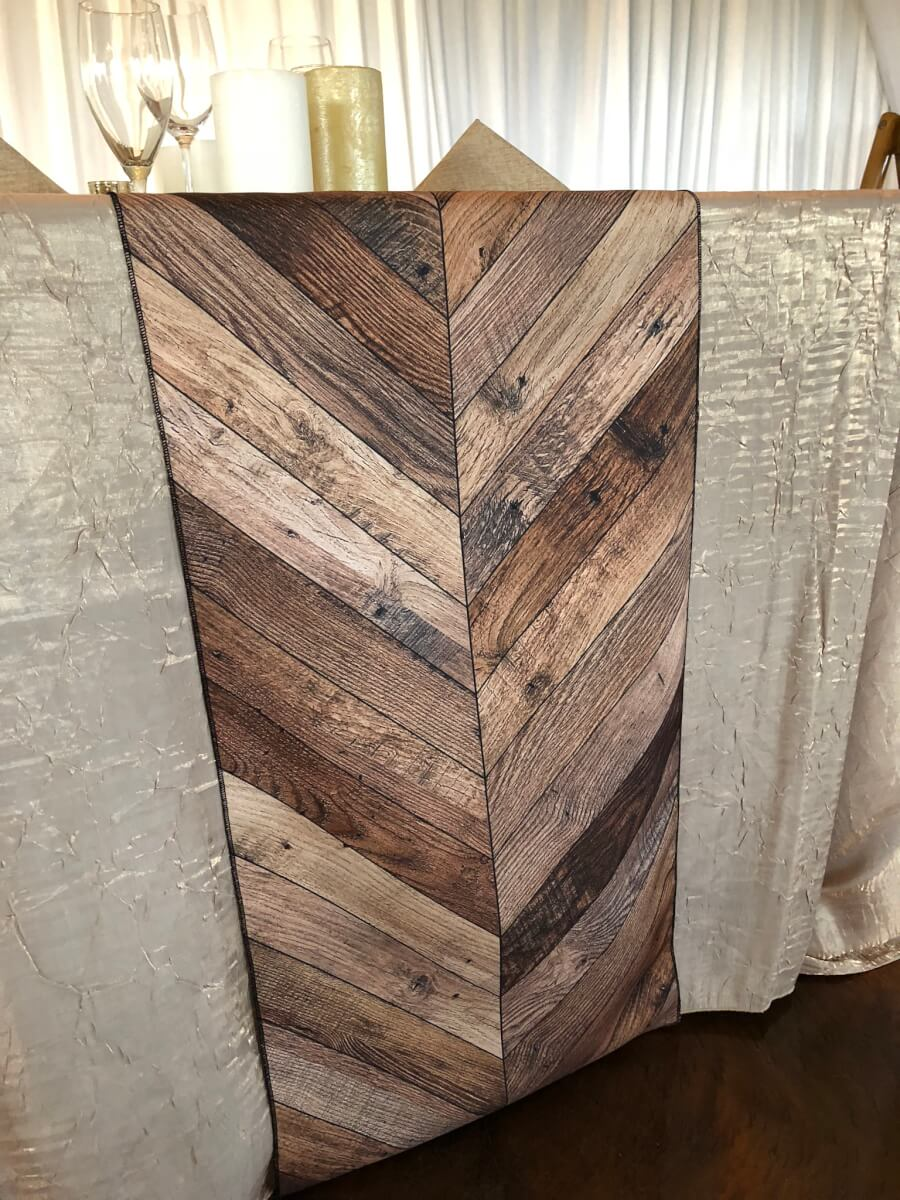 Herringbone Runner