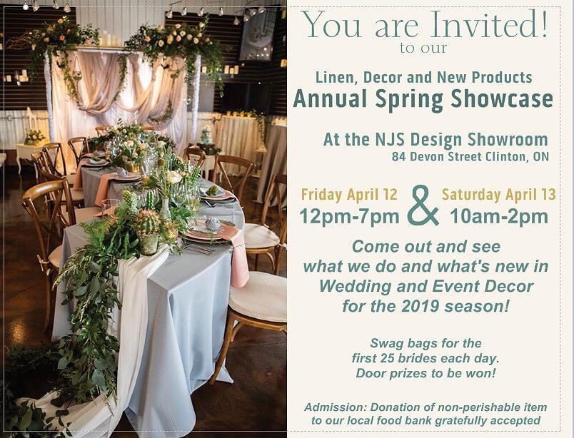 NJS 2019 Annual Spring Showcase