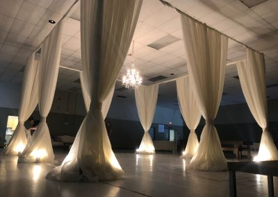Custom Designed Dance Area